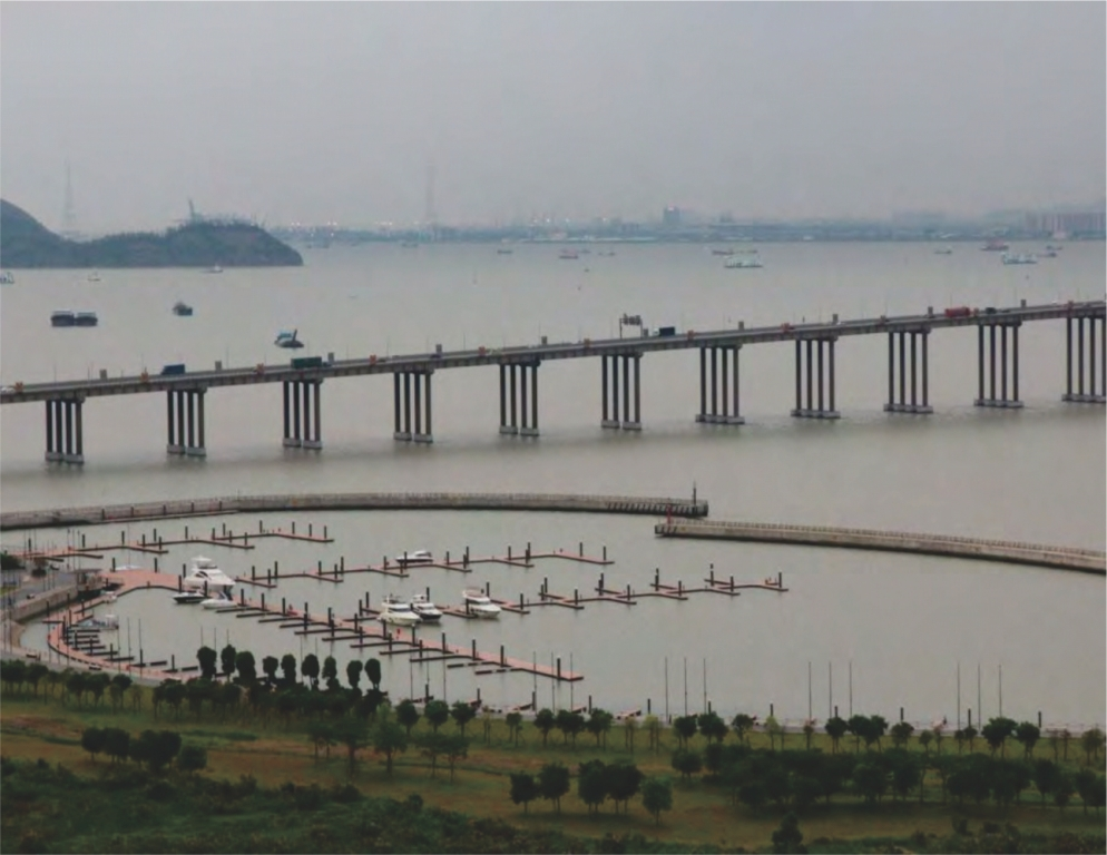 Dermaga Jembatan Apung Alumina 36