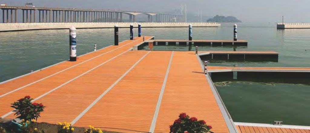 Dermaga Jembatan Apung Alumina 37
