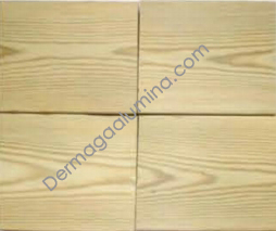Anticorosive wood