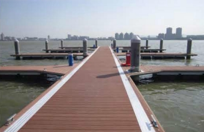 Steel System Pontoon